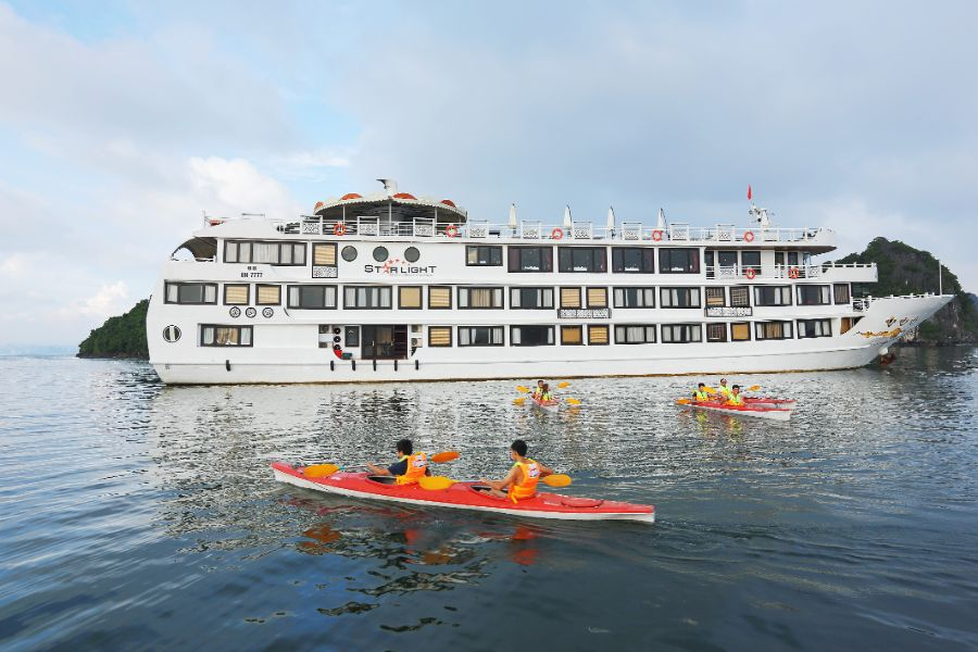Vietnam Halong Bay Hotel Starlight Cruise