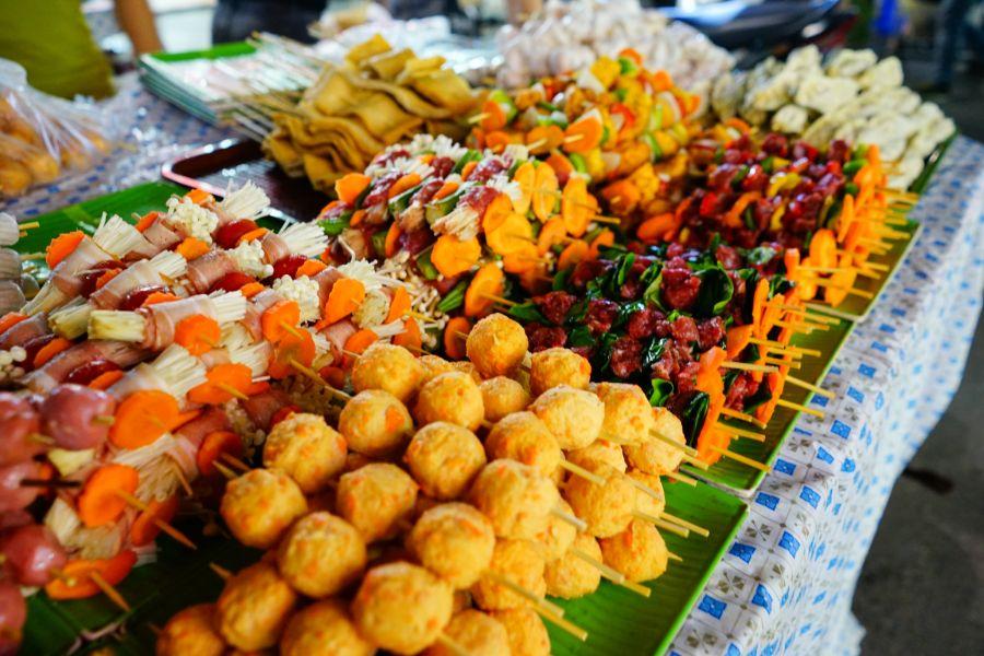 Vietnam Hanoi Streetfood
