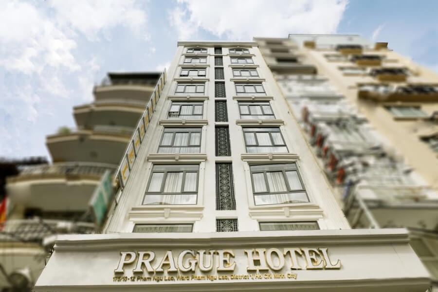 Vietnam Ho Chi Minhstad Prague Hotel 10