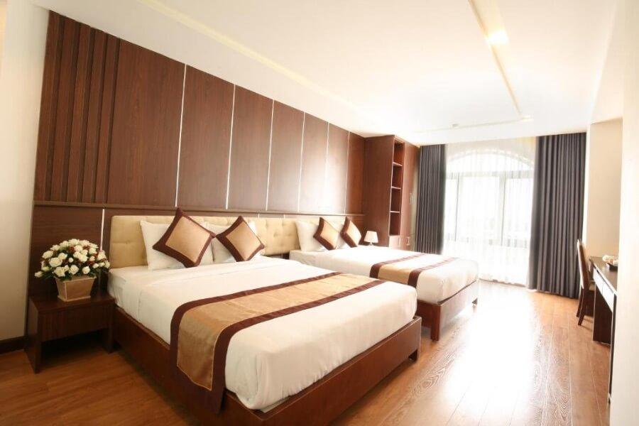 Vietnam Ho Chi Minhstad Prague Hotel 2