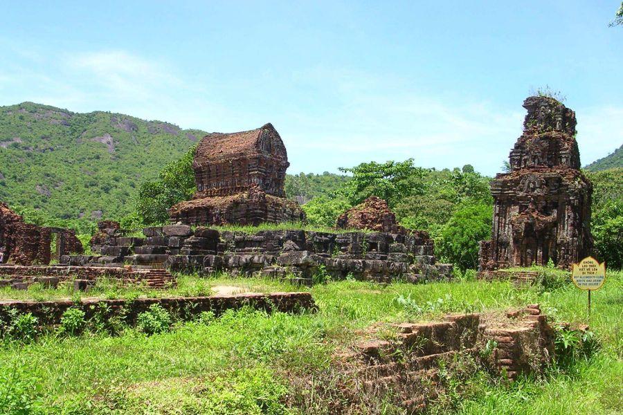 Vietnam Hoi an meest iconische tempel van Vietnam