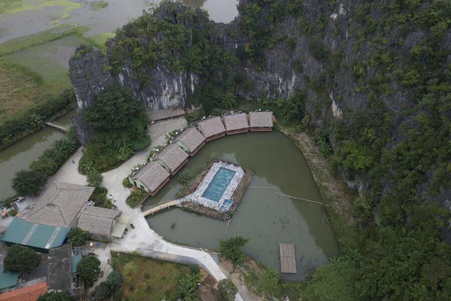 Vietnam Ninh Binh Tam Coc Nature Lodge 11