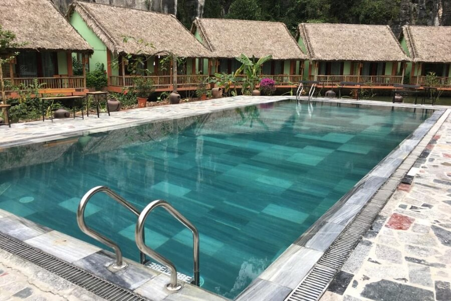 Vietnam Ninh Binh Tam Coc Nature Lodge 12