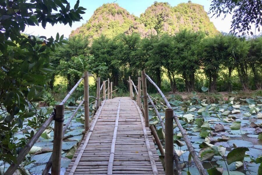 Vietnam Ninh Binh Tam Coc Nature Lodge 7