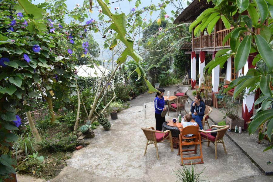 Vietnam Sapa Hotel Luckydaisys Homestay 12
