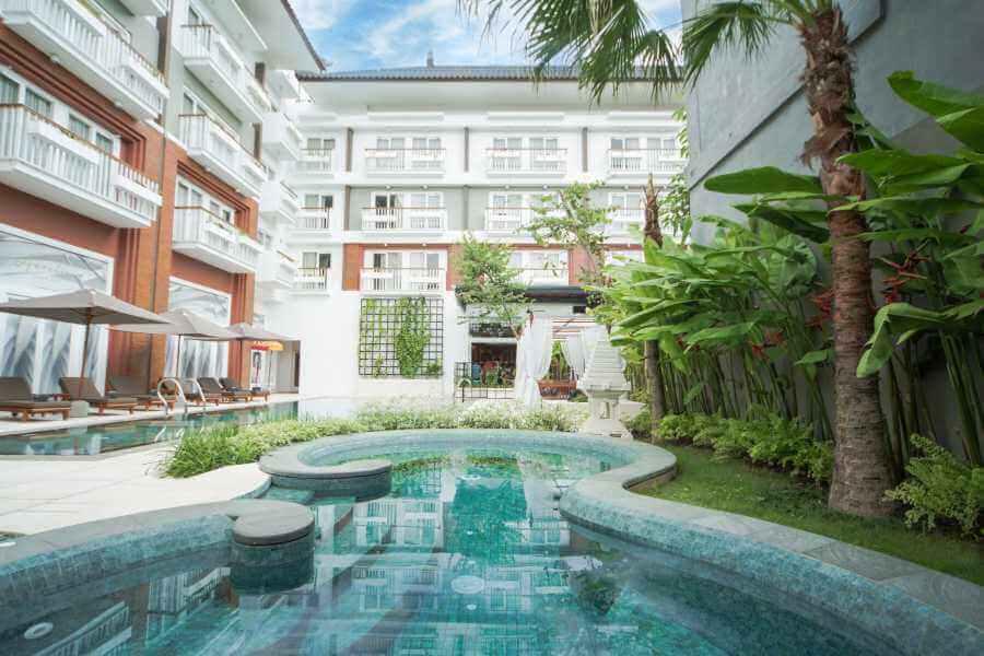 Indonesie Hotel Maison Aurelia Sanur