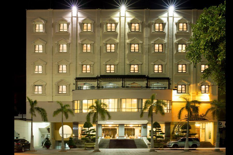 Hotel Vietnam Chau Doc Chau Pho hotel 3