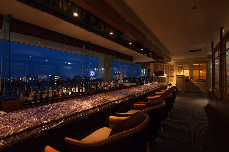 ANA Hotel Matsuyama bar