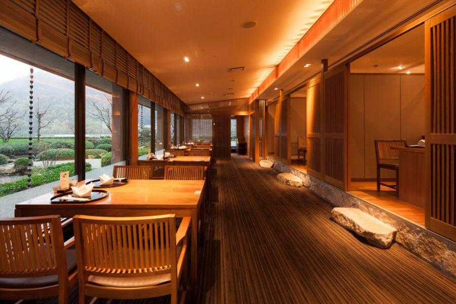 ANA Hotel Matsuyama restaurant