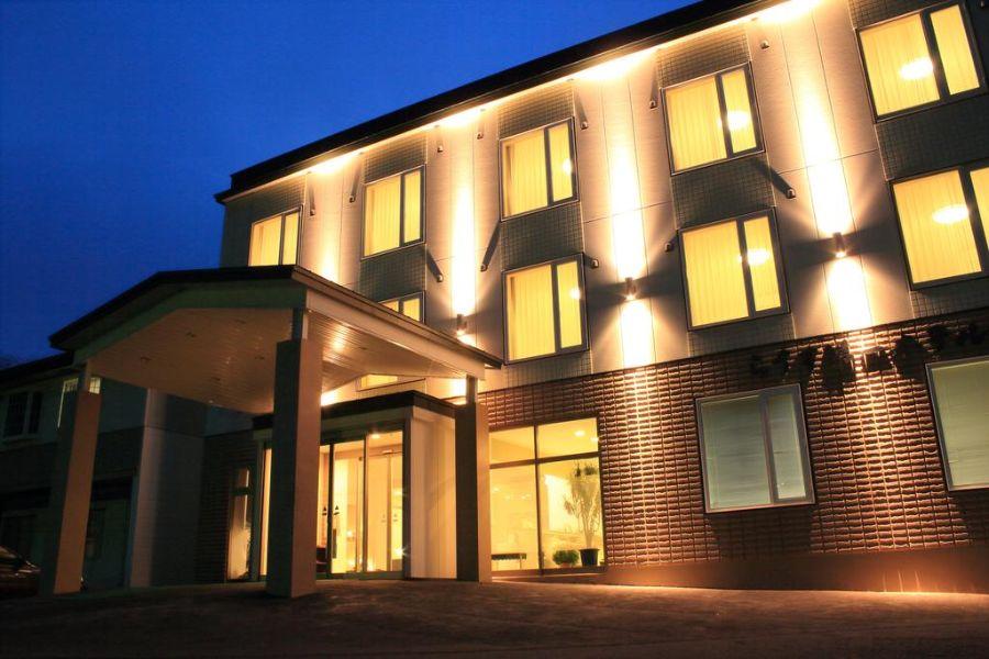 Daiichi Hotel Rausu voorkant