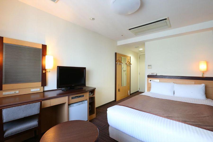 Hotel Hokke Club Sapporo kamer