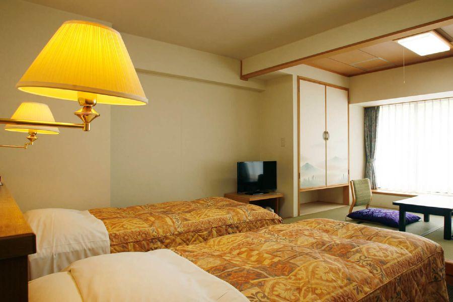 Kanko Hotel Sounkyo kamer 2