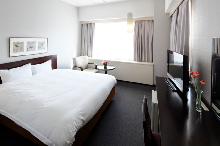 Victoria Inn Hotel Nagasaki kamer 2