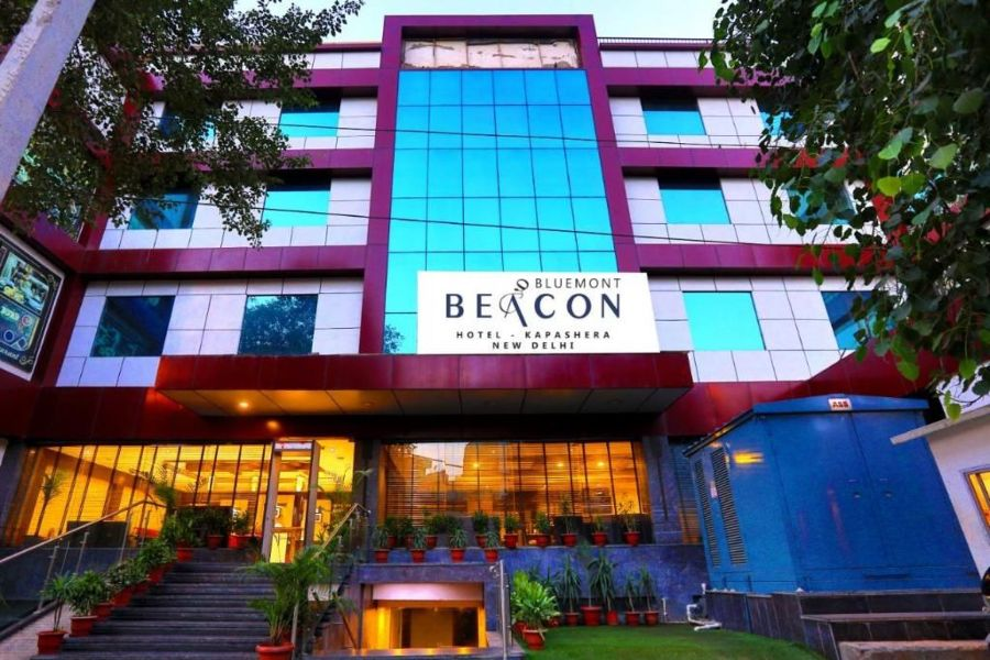 Bluemont Beacon, Delhi