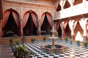 Hotel 'Heritage Kuchaman Haveli'