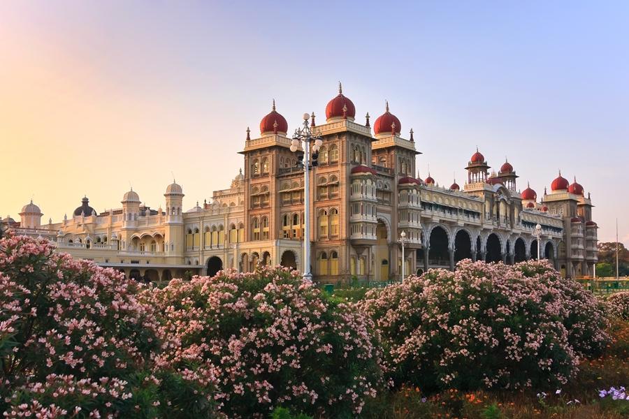 India Mysore Paleis Dasara karnataka 2