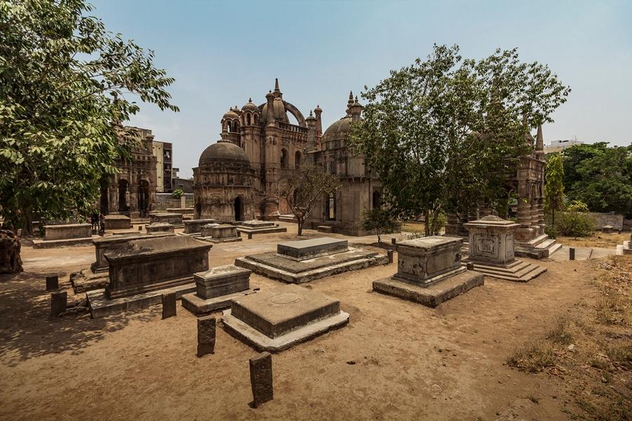 India Surat Nederlandse Armeneense begraafplaats