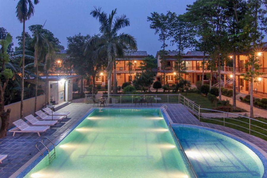 Jungle Safari Lodge, Chitwan