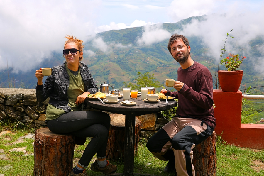 Nepal Kathmandu Nagarkot