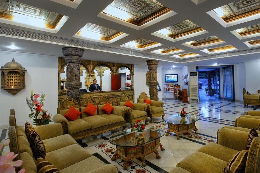 Orchha Resort 5