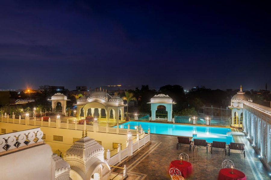 Rajasthan Palace, Jaipur