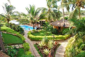 Hotel 'Santana Beach Resort'