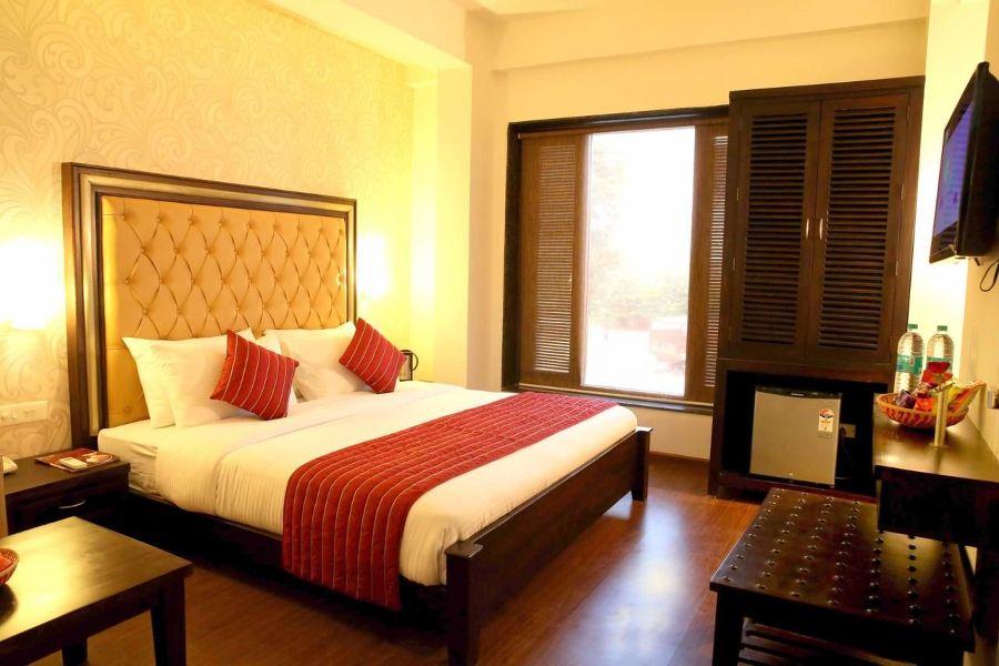 Taj Villa, Agra