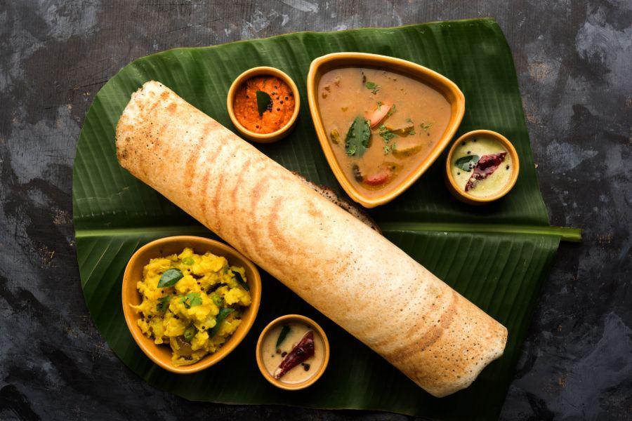 Masala Dosa food India