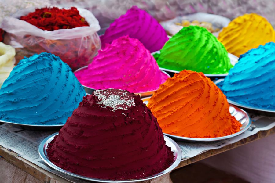 Holi Festival poeder