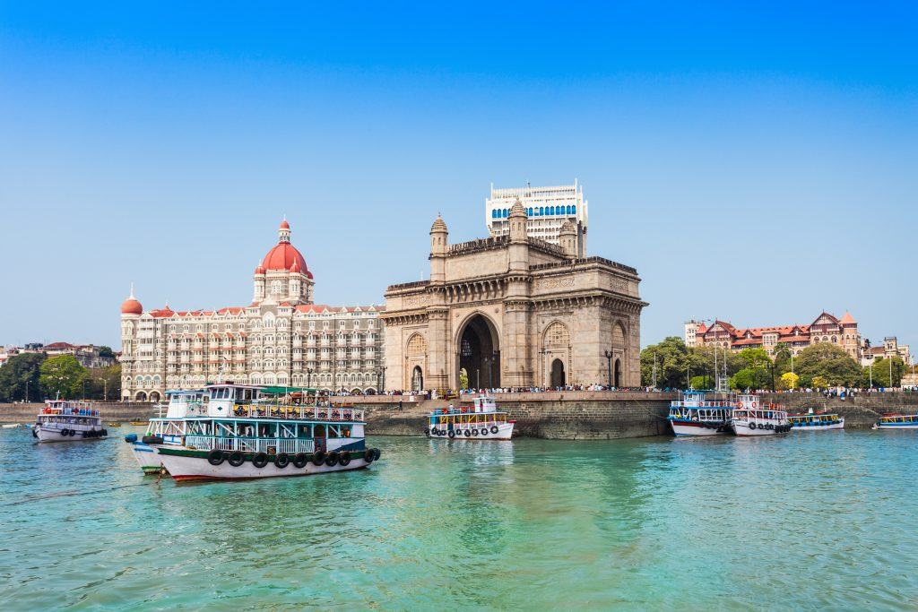 Gateway of India Mumbai haven