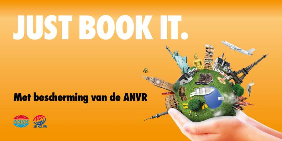 Just Book it ANVR AsiaDirect