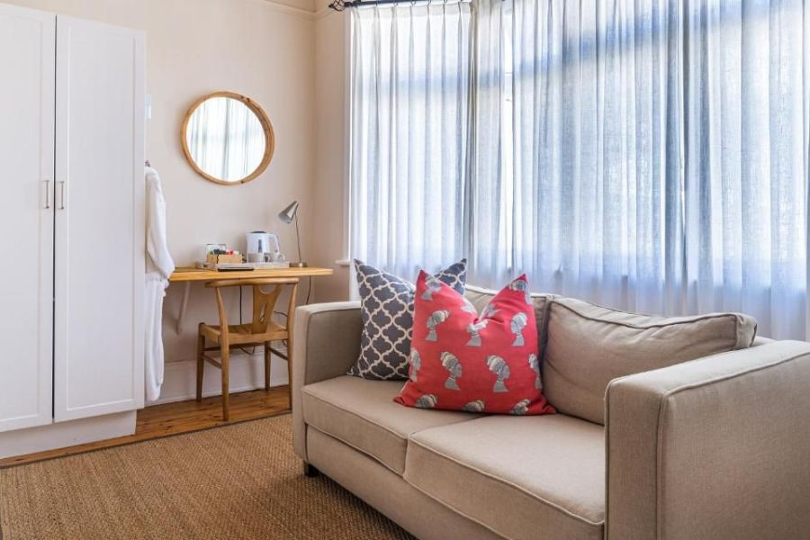 Antrim Villa Kaapstad Zuid Afrika kamer