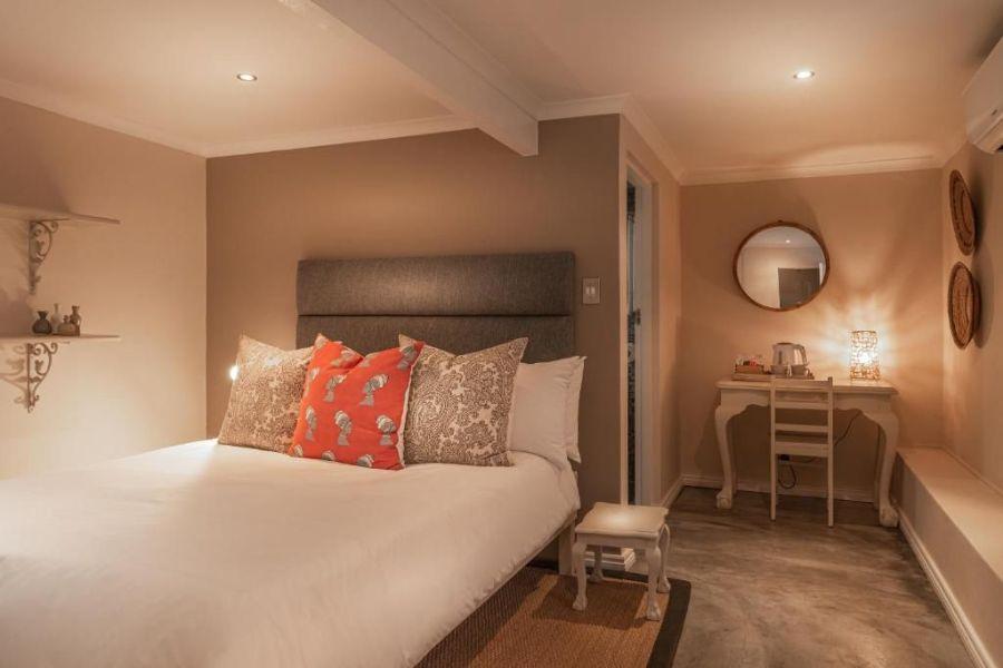Antrim Villa Kaapstad Zuid Afrika slaapkamer