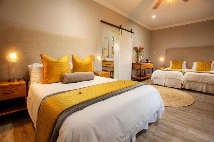 Bellevue Forest Reserve Paterson Zuid Afrika slaapkamer