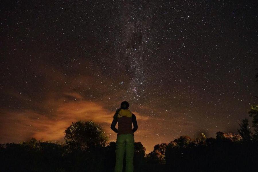 Bellevue Forest Reserve Paterson Zuid Afrika sterren kijken