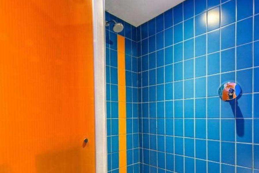 Cabanas Sun City Zuid-Afrika badkamer