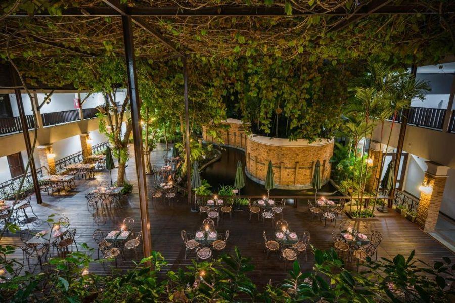 Duangjitt Resort & Spa, Patong Beach