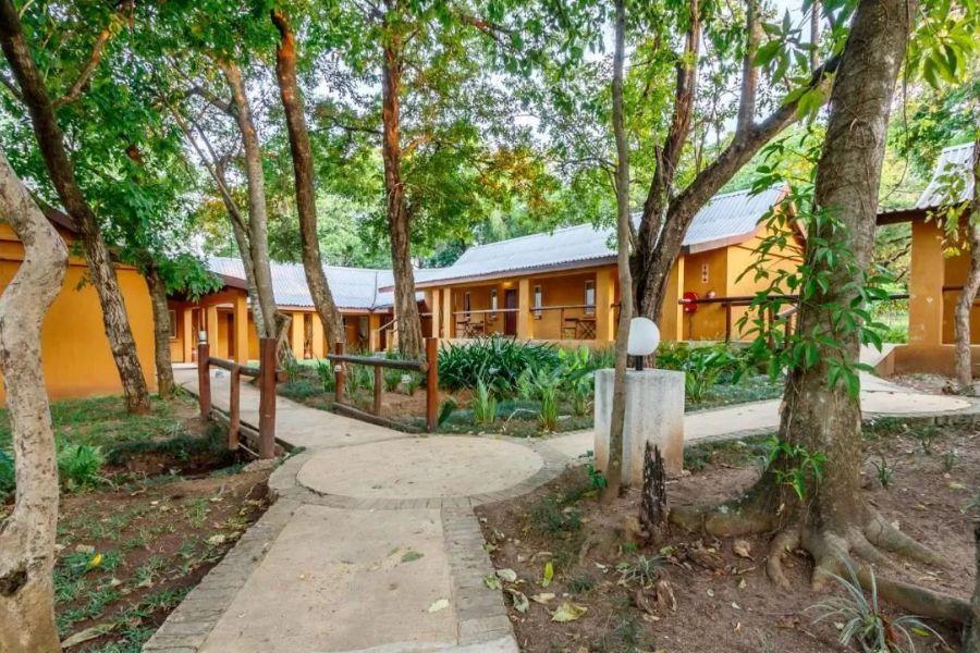 Gecko Lodge Hazyview Zuid Afrika lodges
