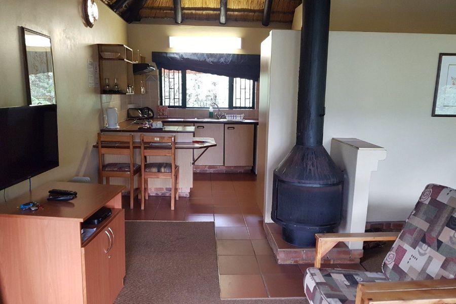 Giants Castle Resort Centraal Drakensberg Zuid Afrika keuken