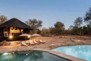 Hotel 'Klaserie River Safari Lodge'