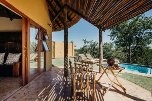 Hotel 'Mopane Bush Lodge'
