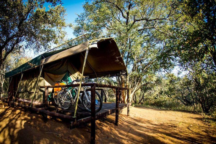 Nthubu Camp safaritent