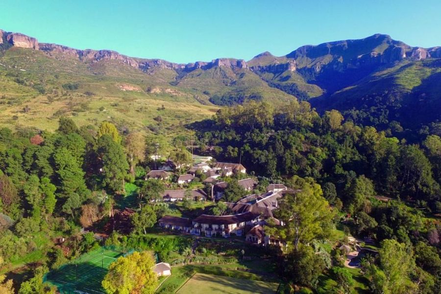 The Cavern Resort Spa, Noord Drakensberg