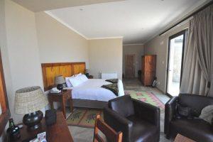 Hotel 'Witsieshoek Mountain Lodge'