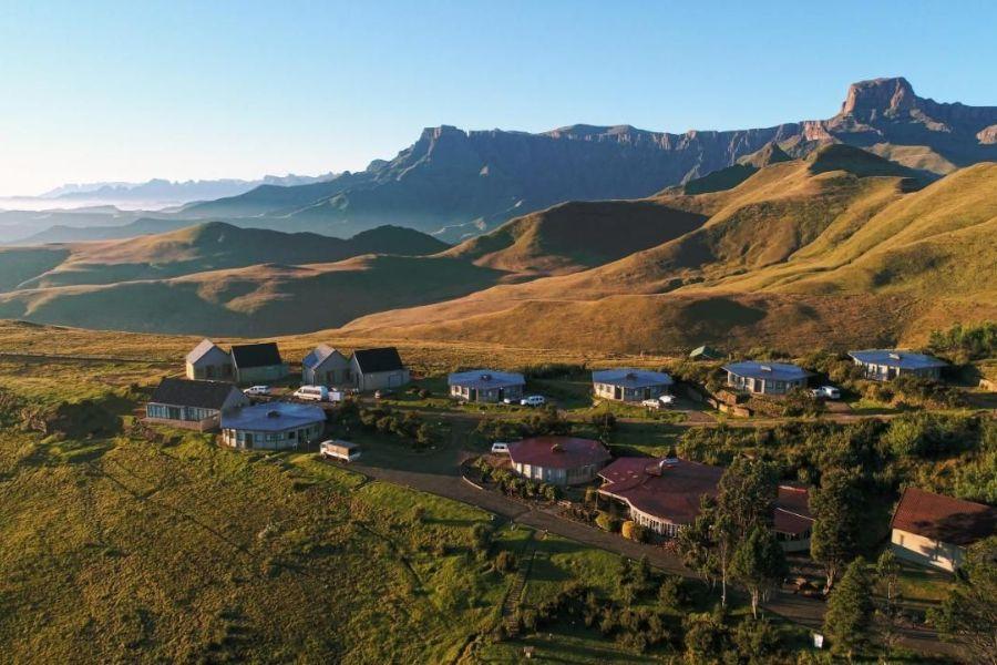 Witsieshoek Mountain Lodge, Royal Natal National Park