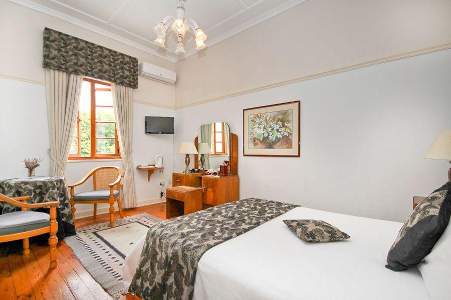 Montagu Country Hotel Montagu Zuid-Afrika slaapkamer